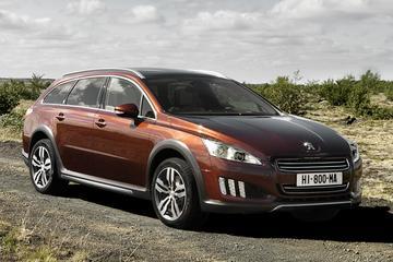 Peugeot 508 RXH Limited Edition: alles d'r op