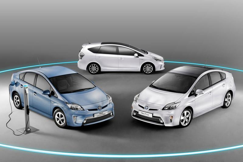 Toyota heeft Prius-familie compleet