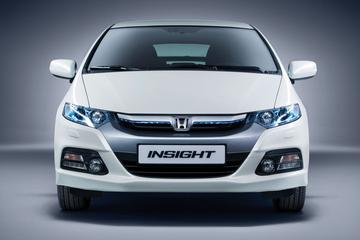 Upgrades voor nieuw modeljaar Honda Insight