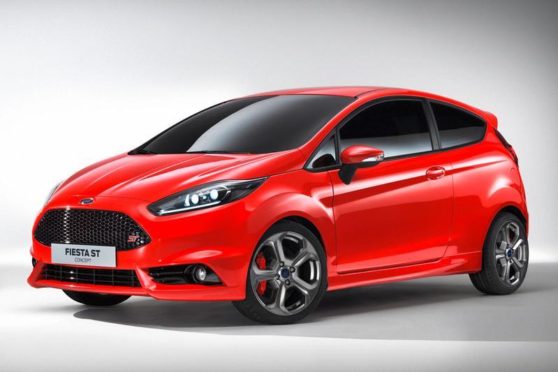 Dus toch! Ford broedt op Fiesta ST