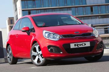 Kia Rio 1.2 CVVT Plus Pack (2013)