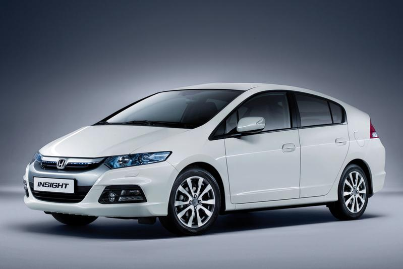 Honda Insight 1.3 i-VTEC Trend (2013)
