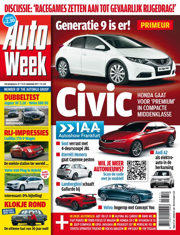 AutoWeek 37 2011