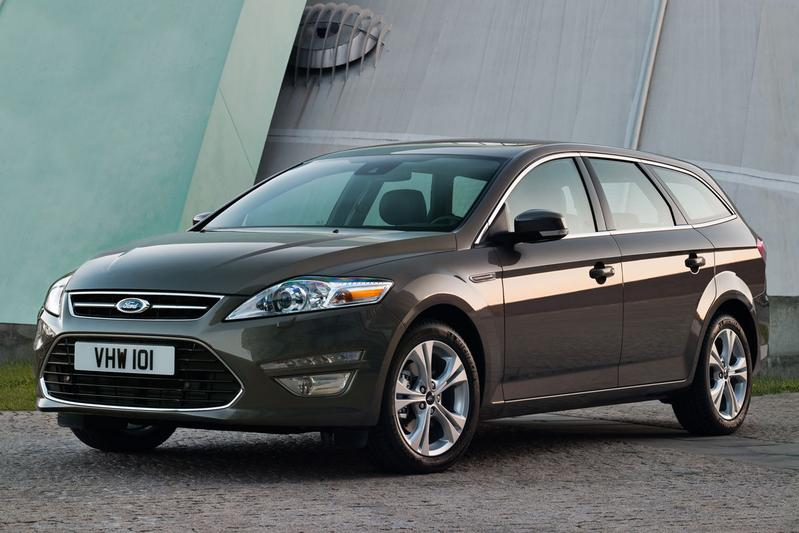 Ford Mondeo Wagon 1.6 TDCi ECOnetic Lease Trend (2012)