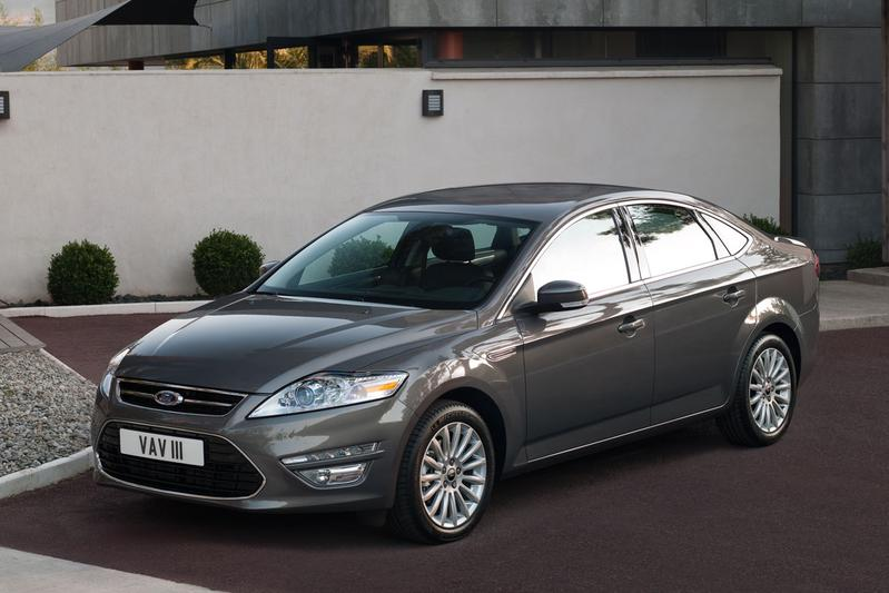Ford Mondeo 1.6 EcoBoost ECOnetic Trend Business (2011)