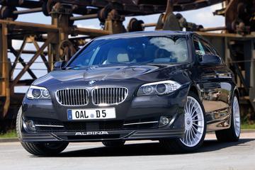 Ook nog bij Alpina: D5 Bi-Turbo