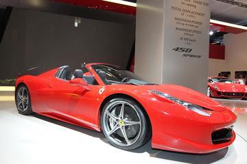Ferrari prijst 458 Spider