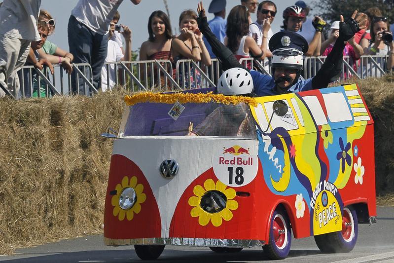 Volkswagen wil de grootste zijn