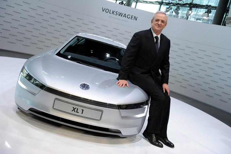 Opnieuw onderzoek naar voormalig Volkswagen-topman