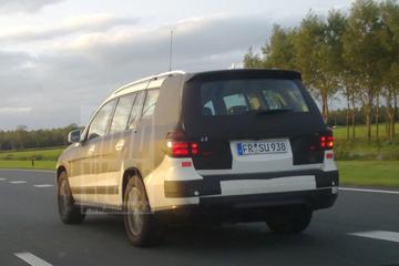 Mercedes GL bezoekt Nederland alvast