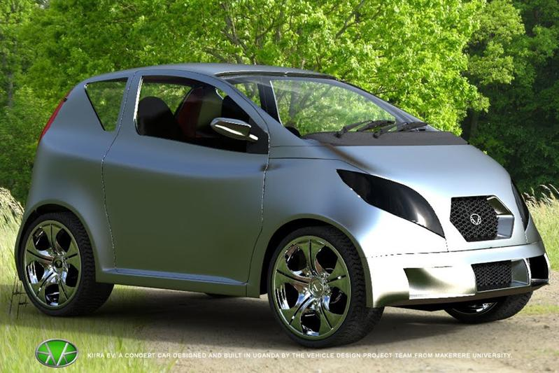 Ook Oeganda wil een elektrische auto