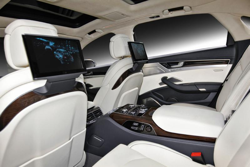 Zeer zeldzaam: Audi A8 L W12 Exclusive
