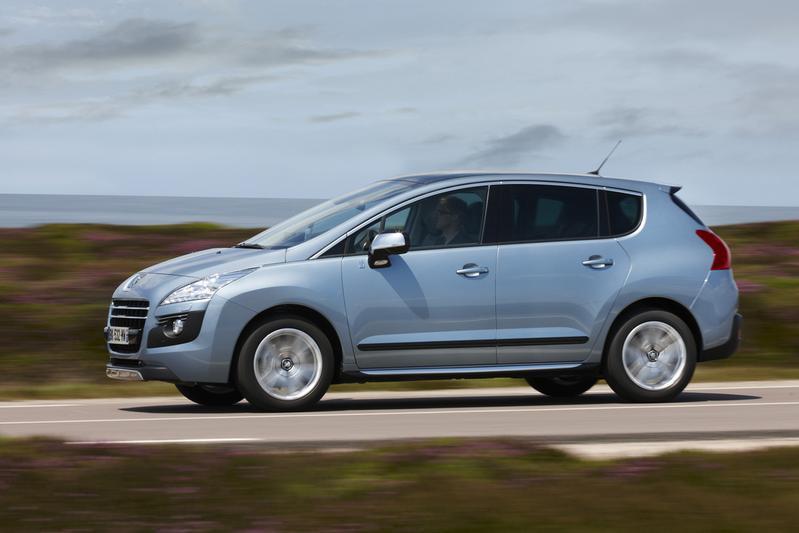 Peugeot 3008 Hybrid4 toch onder de veertig mille