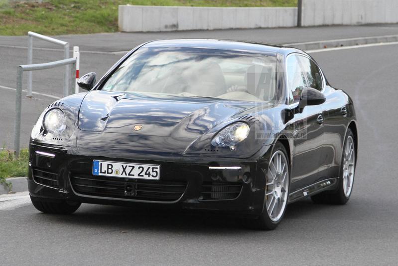 Porsche Panamera wil op nieuwe 911 lijken