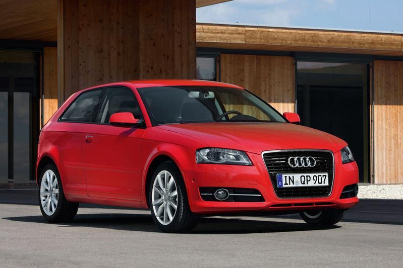 Audi A3 is aan het uitlopen