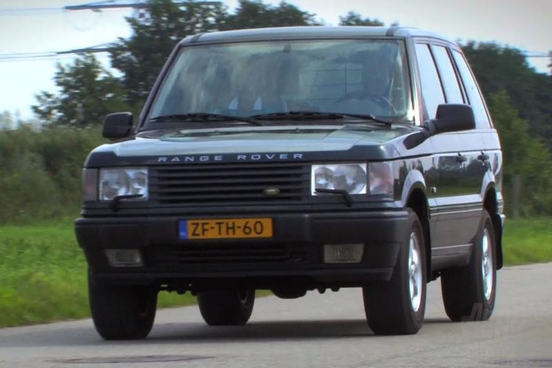 Klokje Rond - Range Rover