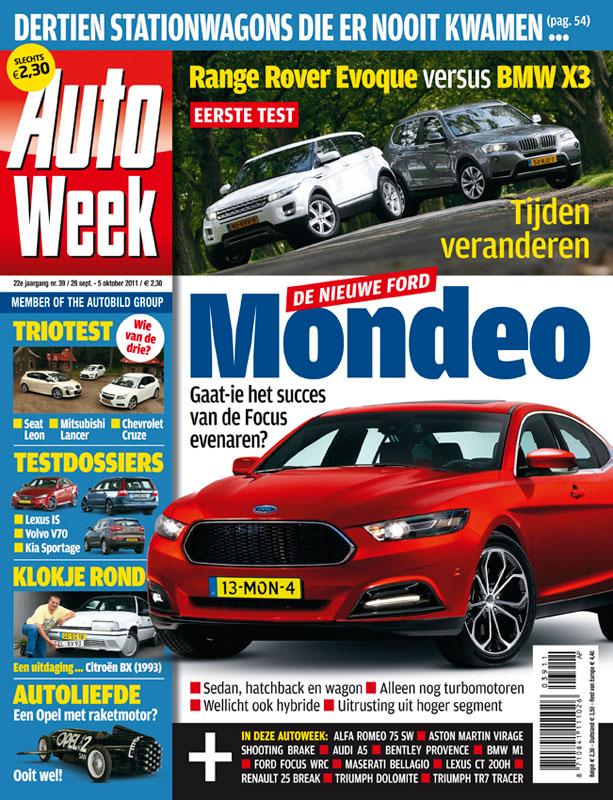 AutoWeek 39 2011