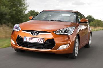Hyundai Veloster nu ook met automaat