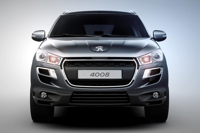 Peugeot noemt nieuwe SUV 4008