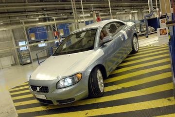 Volvo sluit cabriofabriek