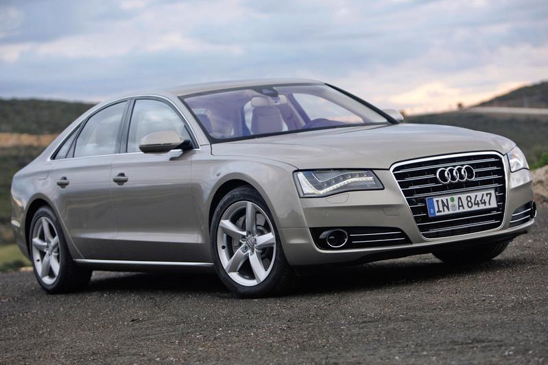 Ook Audi A8 verliest quattro