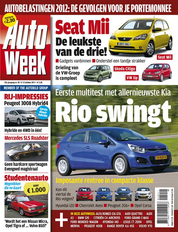 AutoWeek 40 2011