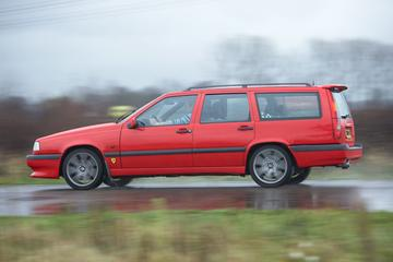 AutoWeek Top 50: Volvo 850