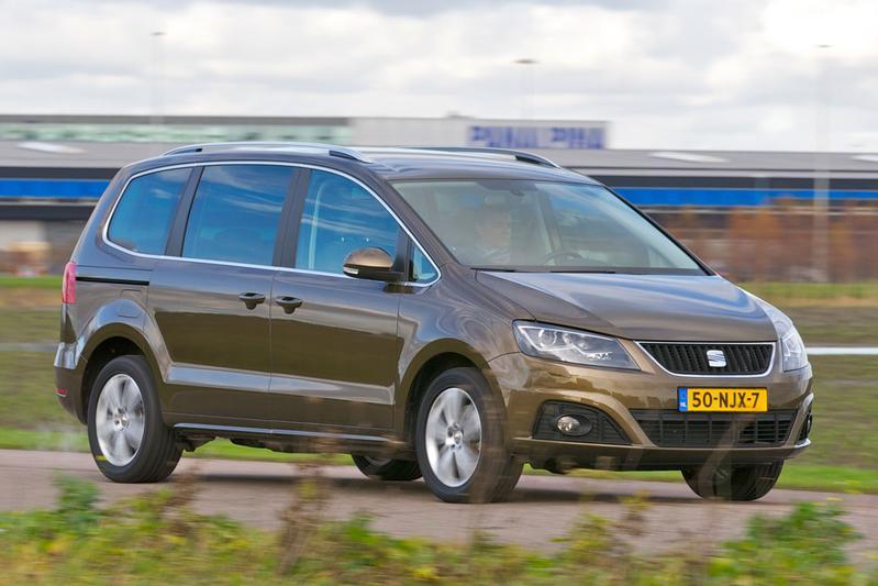 Seat Alhambra 1.4 TSI Ecomotive Style (2011)