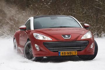 Peugeot RCZ 1.6 THP 200pk (2011)