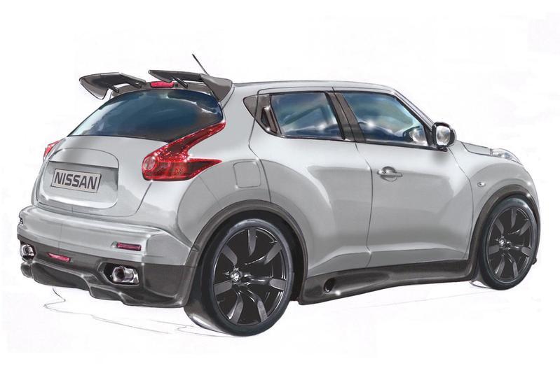 Nissan Juke-R komt echt