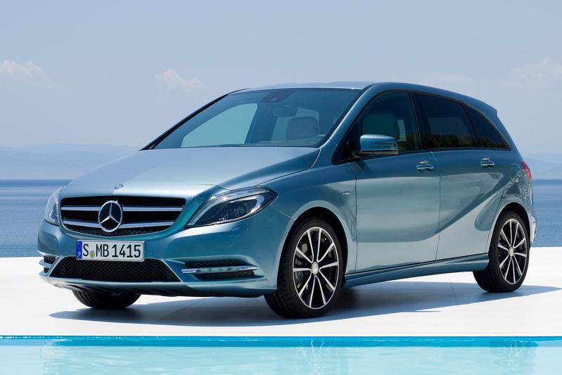 Mercedes-Benz B 200 (2012)
