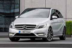 'Mercedes wil zevenzits B-klasse'