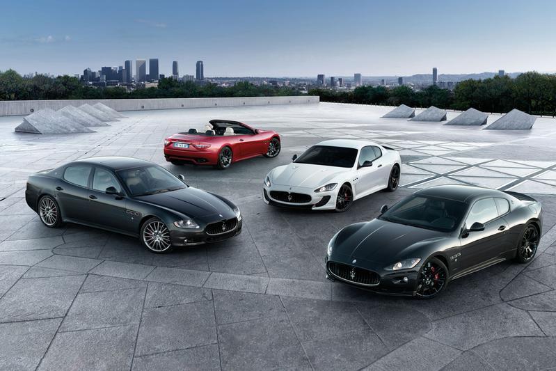 Handig om te weten: nieuwe Maserati-prijzen