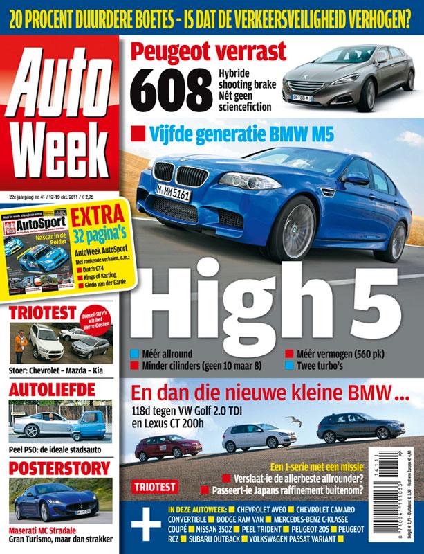 AutoWeek 41 2011