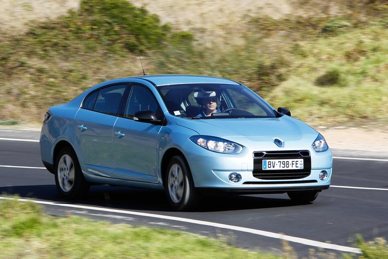 Gereden: Renault Fluence ZE