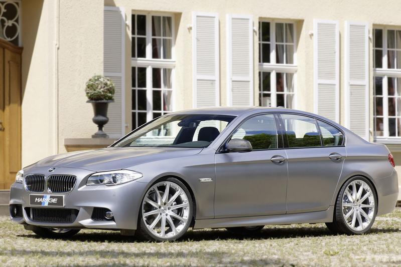Hartge H35d: meer dan een BMW 535d