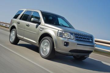 Land Rover Freelander met extra Prestige