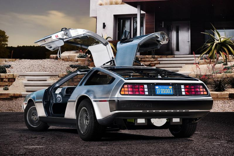 DeLorean 'DMC-12' terug in productie