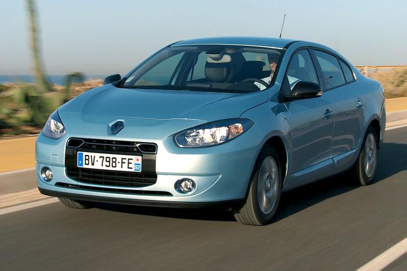 Rij-impressie Renault Fluence