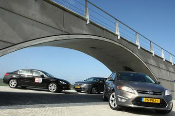 Honda Accord - Peugeot 508 - Ford Mondeo