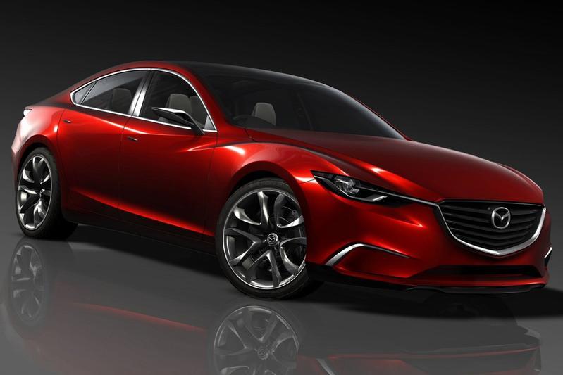 Mazda Takeri is voorbode nieuwe 6