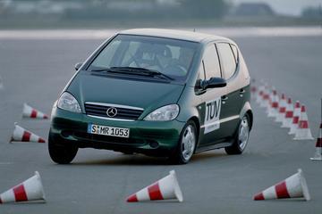 AutoWeek Top 50: Mercedes A-klasse - met peilstok