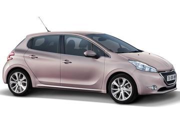 Peugeot 208 geprijsd