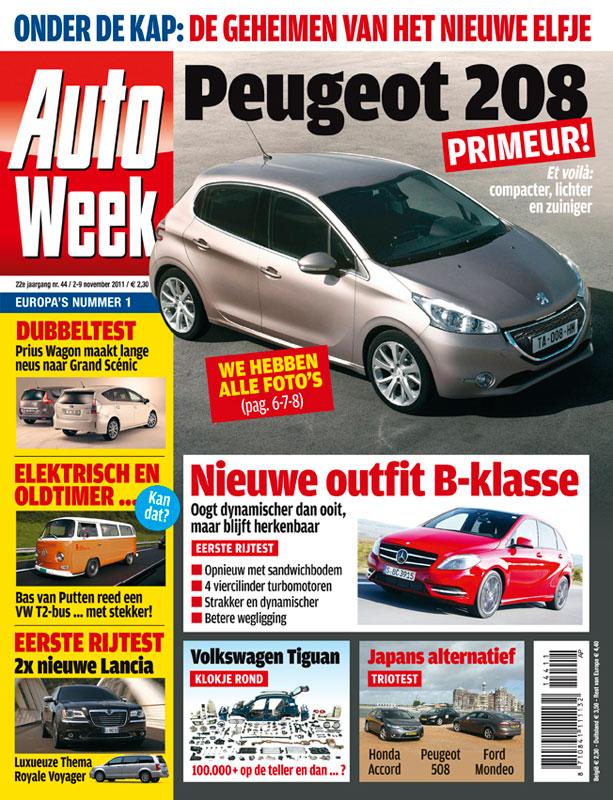 AutoWeek 44 2011