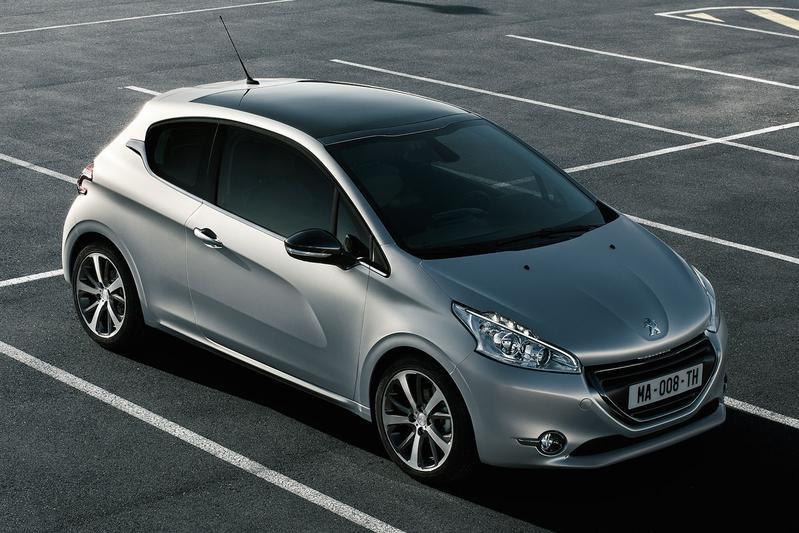 Peugeot 208 Active 1.2 PureTech 82 (2012)