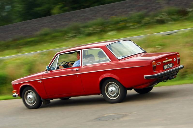 Klokje Rond: Volvo 142