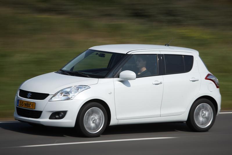 Suzuki Swift 1.2 Exclusive (2011)