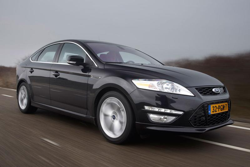 Ford Mondeo 2.2 TDCi 200 pk S-Edition (2011)