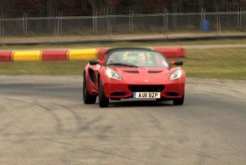 Rij-impressie Lotus Elise Club Racer