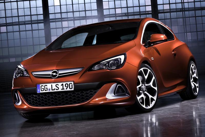 Opel Astra OPC: 280 pk!